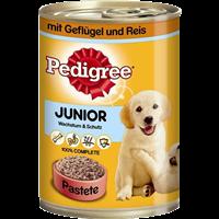 Pedigree Junior - 400 g - Geflügel & Reis (056079)