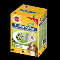 Pedigree Denta Stix Fresh - für mittelgroße Hunde - 28 Stück (5010394001588)