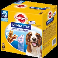 Pedigree Denta Stix - für mittelgroße Hunde
