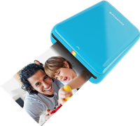 Impresora de fotos Polaroid ZIP Mobile Printer blau
