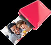 Impresora de fotos Polaroid ZIP Mobile Printer rot