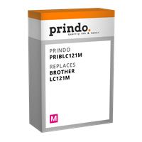 Druckerpatrone Prindo PRIBLC121M