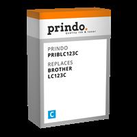 Cartucho de tinta Prindo PRIBLC123C