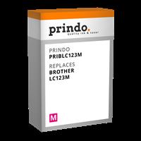 Cartucho de tinta Prindo PRIBLC123M