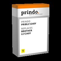 Cartucho de tinta Prindo PRIBLC1240Y