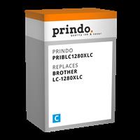 Cartucho de tinta Prindo PRIBLC1280XLC