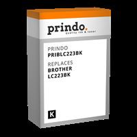 Cartucho de tinta Prindo PRIBLC223BK