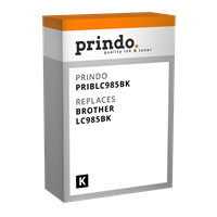 ink cartridge Prindo PRIBLC985BK