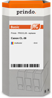 ink cartridge Prindo PRICCL38