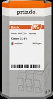 Cartucho de tinta Prindo PRICCL51