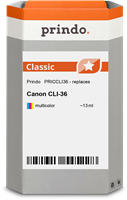 Cartuccia d'inchiostro Prindo PRICCLI36