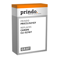 Cartucho de tinta Prindo PRICCLI521GY