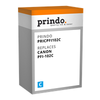 Druckerpatrone Prindo PRICPFI102C