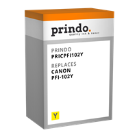 ink cartridge Prindo PRICPFI102Y