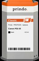 Cartucho de tinta Prindo PRICPGI35