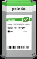 Cartucho de tinta Prindo PRICPGI525BKG