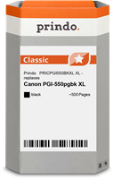 ink cartridge Prindo PRICPGI550BKXL