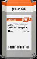 inktpatroon Prindo PRICPGI550BKXL