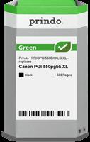 inktpatroon Prindo PRICPGI550BKXLG