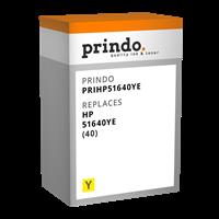 Cartucho de tinta Prindo PRIHP51640YE