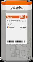 Cartuccia d'inchiostro Prindo PRIHPC8728AE