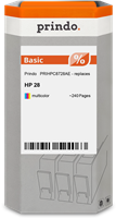 ink cartridge Prindo PRIHPC8728AE