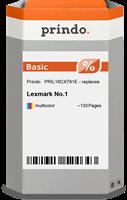 Cartuccia d'inchiostro Prindo PRIL18CX781E