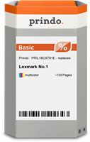 ink cartridge Prindo PRIL18CX781E