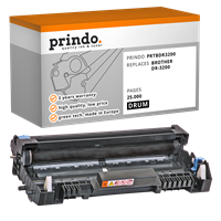 Tamburo Prindo PRTBDR3200