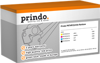 value pack Prindo PRTHPCE410A Rainbow
