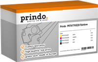 Value Pack Prindo PRTKYTK5220 Rainbow