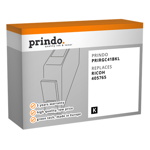 Prindo PRIRGC41bkl