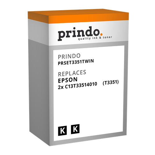 Prindo PRSET3351Twin