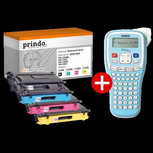 Prindo PRTBTN135 MCVP