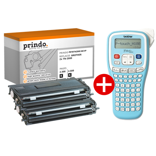 Prindo PRTBTN2000 MCVP 02