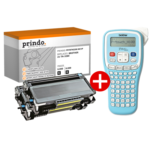 Prindo PRTBTN3280 MCVP