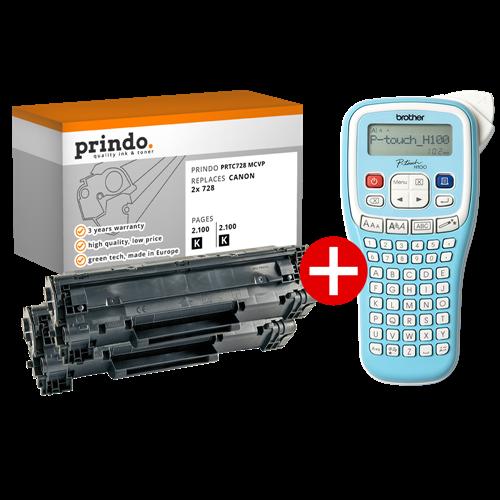Prindo PRTC728 MCVP