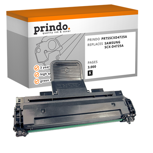 Prindo PRTSSCXD4725A