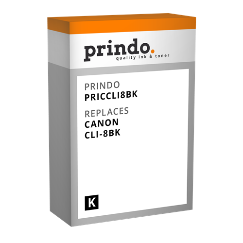 Prindo PRICCLI8BK