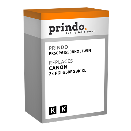 Prindo PRSCPGI550BKXLTwin