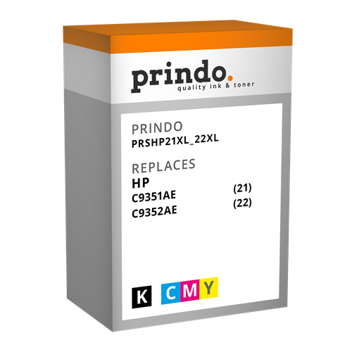 Prindo PRSHP21XL_22XL