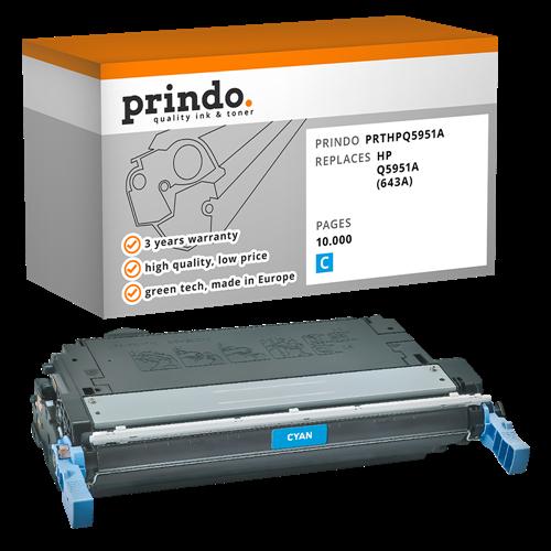 Prindo ColorLaserJet 4700 PRTHPQ5951A