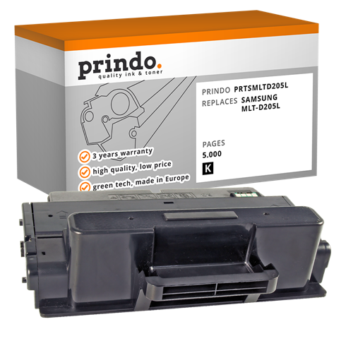 Prindo PRTSMLTD205L