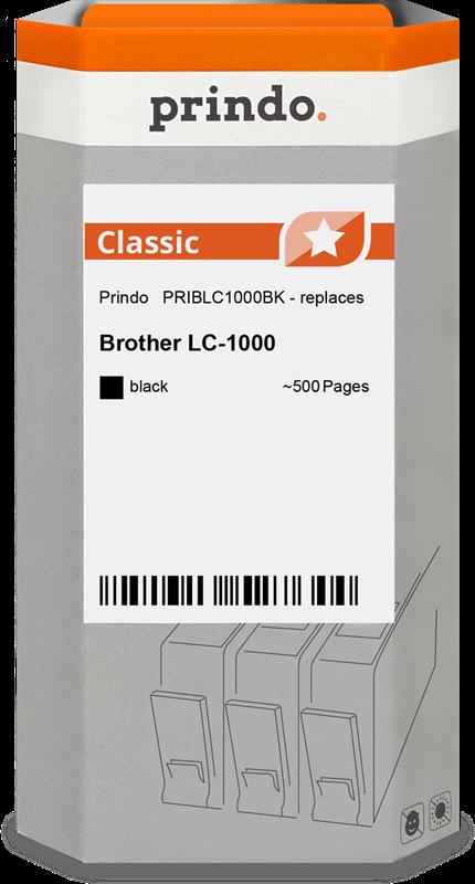 Cartucho de tinta Prindo PRIBLC1000BK