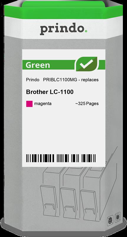 inktpatroon Prindo PRIBLC1100MG