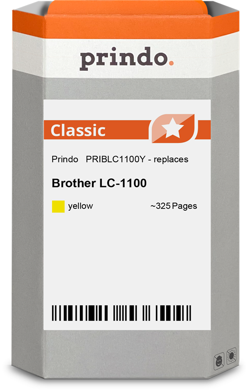 kardiż atramentowy Prindo PRIBLC1100Y