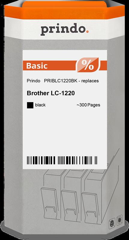 Cartouche d'encre Prindo PRIBLC1220BK