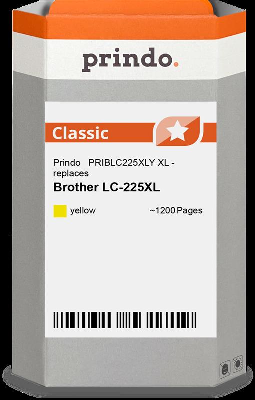 Druckerpatrone Prindo PRIBLC225XLY
