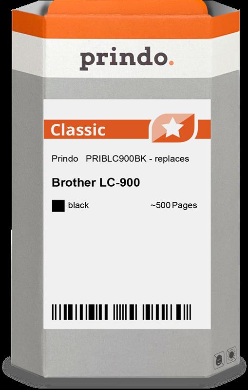 Druckerpatrone Prindo PRIBLC900BK