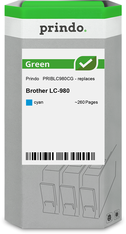 kardiż atramentowy Prindo PRIBLC980CG
